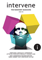 Intervene Magazine cover